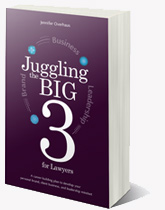 Juggling the Big 3 for lawyers